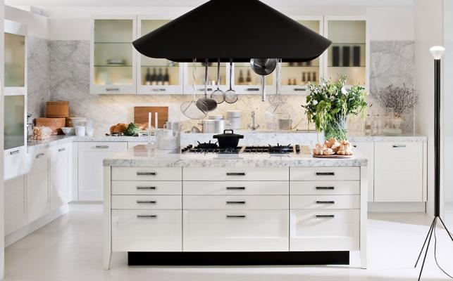 Cucina particolare modello Regular di Elmar