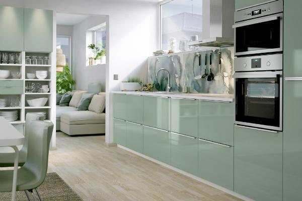 Arredare cucina Kallarp Ikea