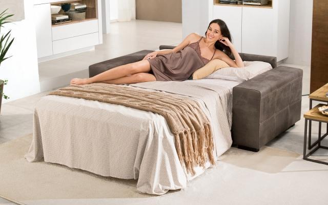 Arredare con divano letto Angelica Mondo Convenienza