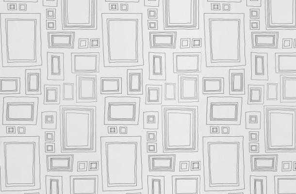 Taylor & Wood Frames Wallpaper, dal negozio londinese di Kelly Hoppen