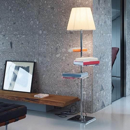 Biblioteque National di Flos, design by Philippe Starck