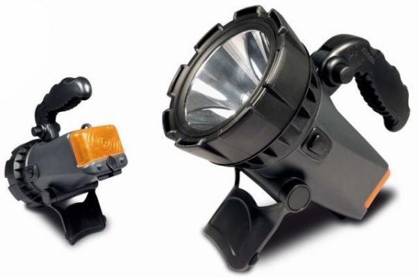 Avidsen Spotlight 5W LED con luce di emergenza