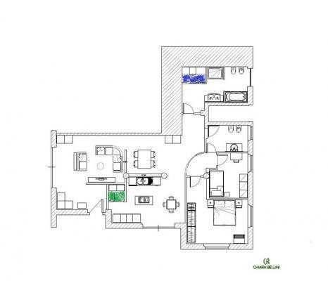 Come ricavare un ripostiglio in un appartamento