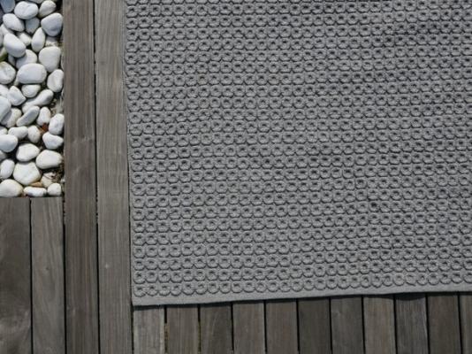 Tappeto fatto a mano per esterno Warli