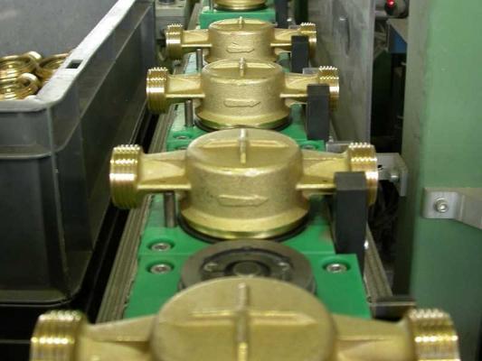 Produzione contatori antigelo by G.Gioanola S.R.L.