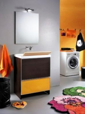 Antibagno con lavatoio Quadra di Montegrappa