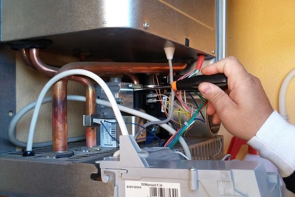 caldaia a gas impianti e dispositivi da proteggere