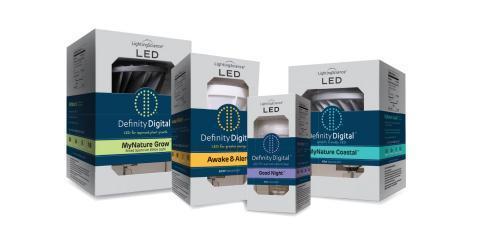 Scegliere i punti luce faretti led biocompatibili Definity Digital