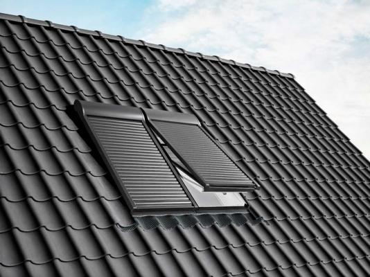 VELUX: tapparelle manuali