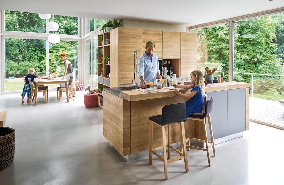Cucina Open space - Team7