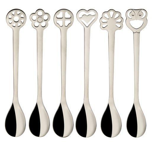 Reagali per San Valentino in cucina, Cucchiaini della fortuna di Bugatti