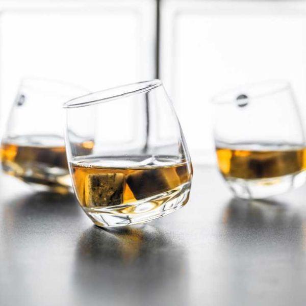Regali per S. Valentino, Set bicchieri di whisky di Troppotogo
