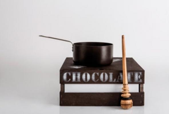 San Valentino regali, Set Chocolate di KnIndustrie
