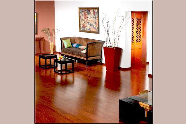 Parquet flottante su pavimento esistente, modello prefinito doussiè by Onlywood.it