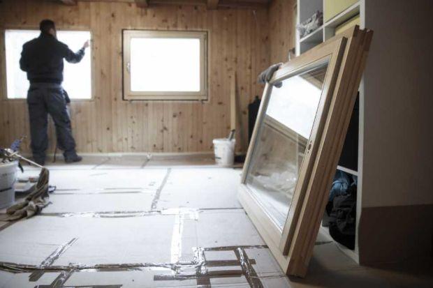 Preventivi lavori edili online, sostituzione infissi