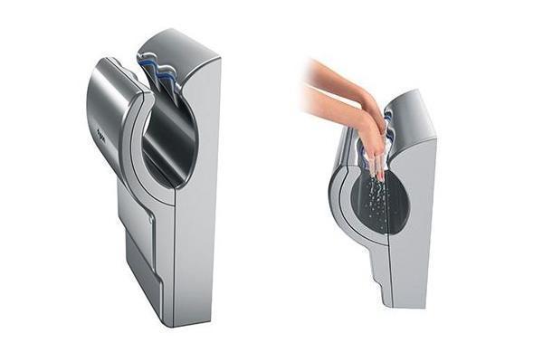 Dyson Airblade dB: asciugamani elettrico