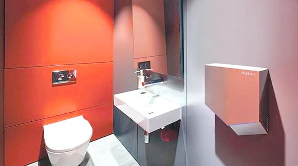 Asciugamani elettrici e automatici Dyson