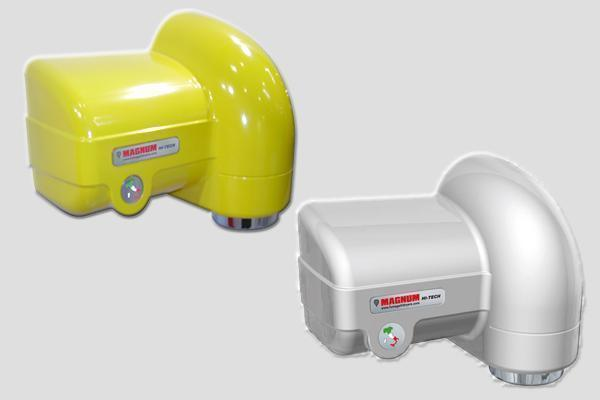 Fumagalli Componenti S.p.A.: asciugamani elettrici per toilette