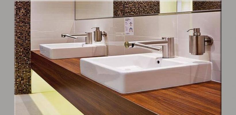 Asciugamani elettrico più rubinetto della Dyson S.r.l.