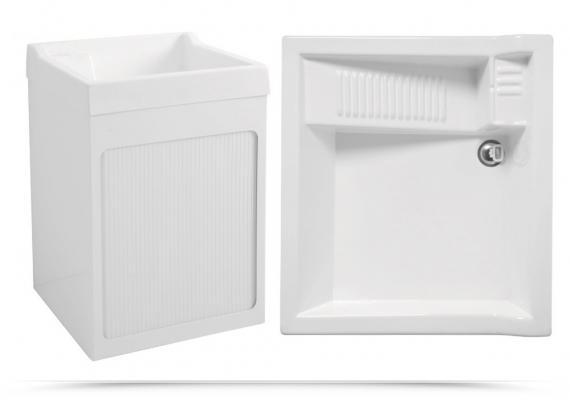Lavatoio coprilavatrice di Deghi Srl, modello Colavene Lavacril