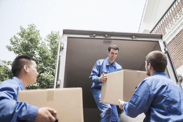 Affidarsi a esperti del trasloco