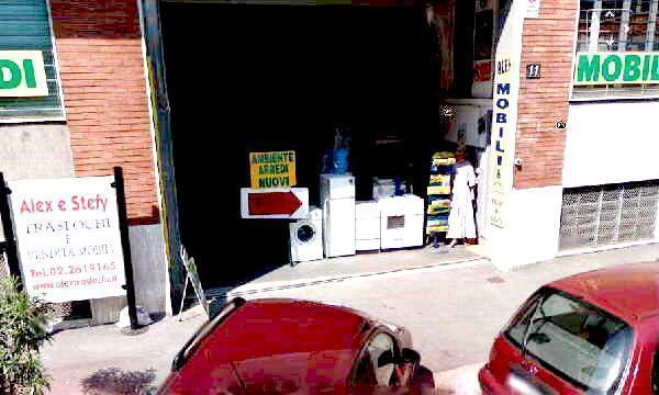 Traslochi e vendita mobili da ALEX TRASLOCHI