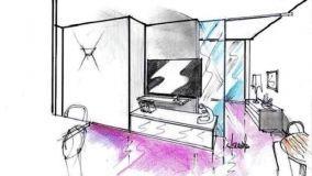 Mini appartamento di 29 metri quadri: soluzione progettuale