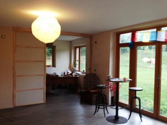 Ante Shoji etniche giapponesi Cinius: privacy e fluidità tra gli spazi di casa