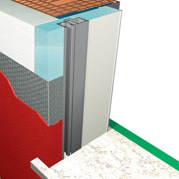 Finestre raso muro IN-FINITO NEW- De Faveri
