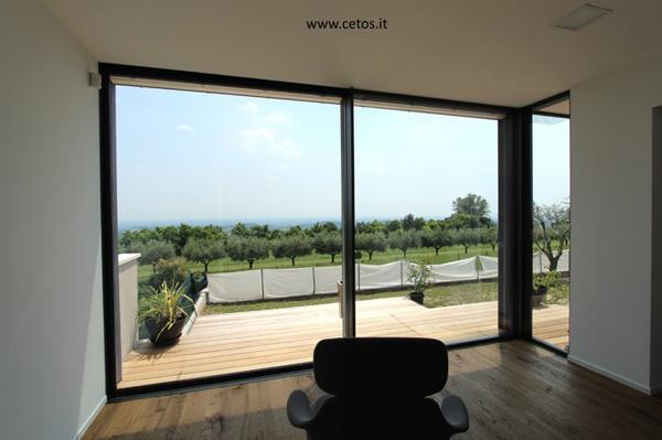 Finestre raso muro - Aprire finestra muro esterno ...