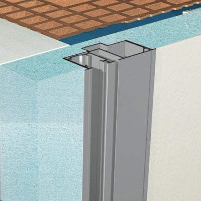 Finestre raso muro- IN-FINITO- Guida avvolgibile e zanzariera - De Faveri