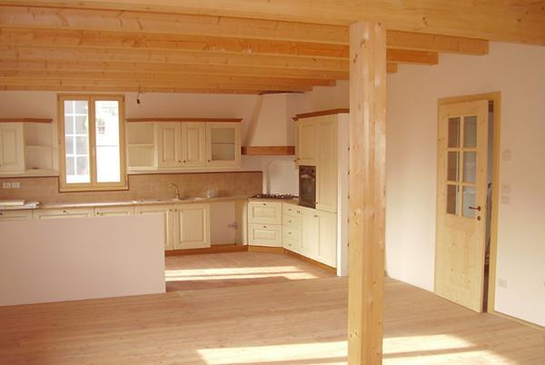 Ristrutturazione in legno da Proholz Emilia.