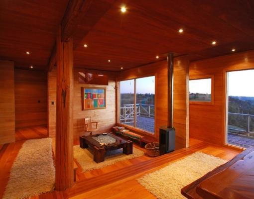 Interno domestico in legno by Prolegno