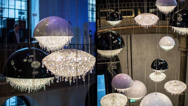 Il cristallo Swarovski per illuminare casa con classe ed eleganza