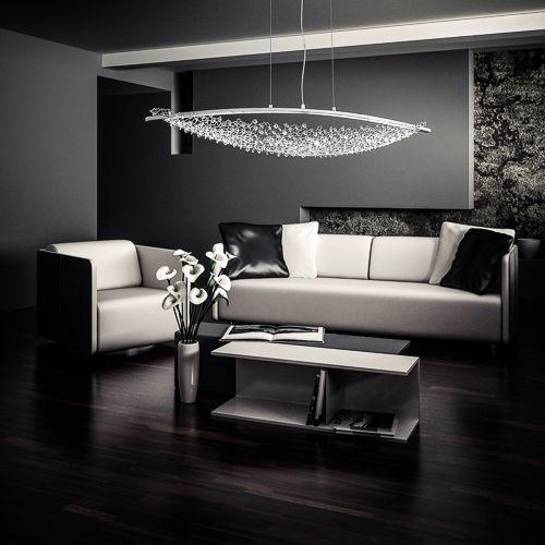 Lampadario Amaca a sospensione di Swarovski Lighting