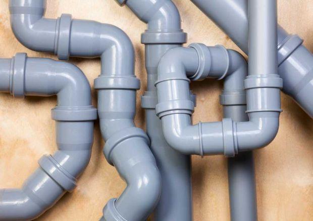 Impianto idraulico tubazioni di raccordo