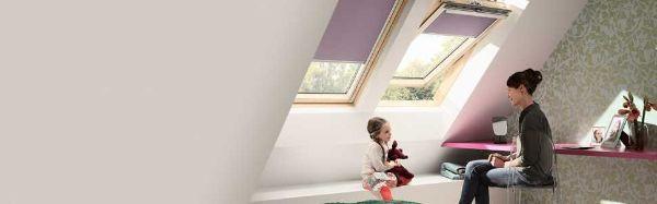 Finestra per tetti modello Integra di VELUX