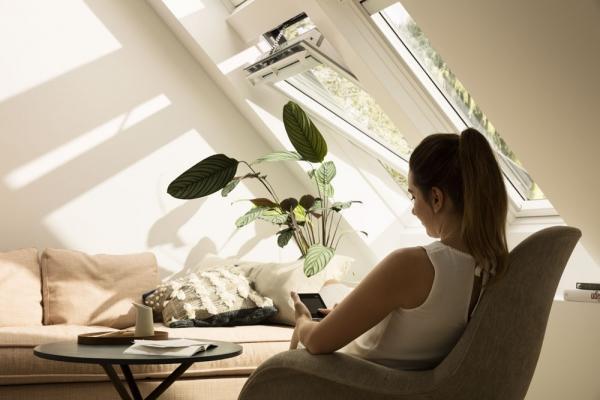 Velux: finestre per tetti