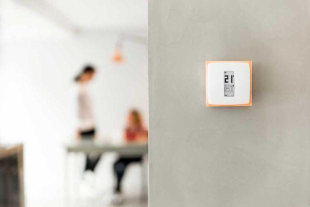 Termostato wifi, NETATMO  by S+ARCK®
