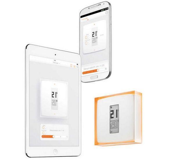 Termostato wireless NETATMO  by S+ARCK®
