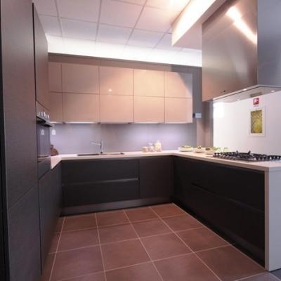 Cucina a doppio angolo progetto - Cucina doppio angolo ...