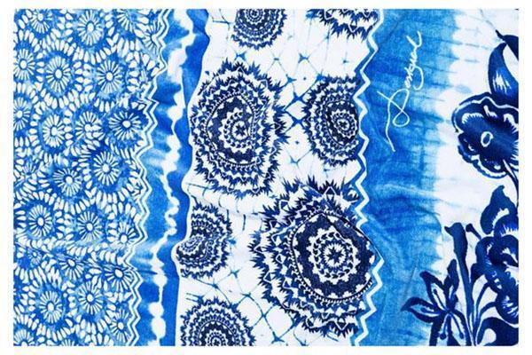 Asciugamano per il bagno Exotic Stripes di Desigual