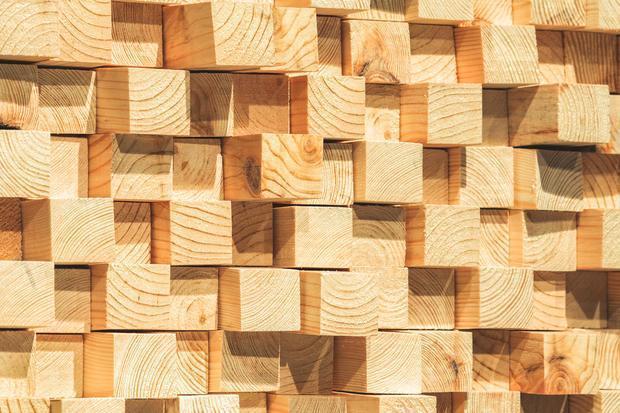 Diffrattori acustici in legno