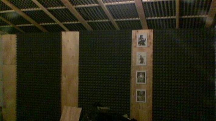 Isolare una sala musica in casa