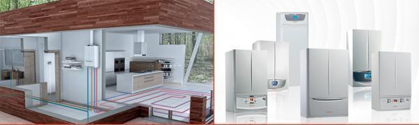 Cambiare le vecchie caldaie con nuove a condensazione di IMMERGAS S.p.A.