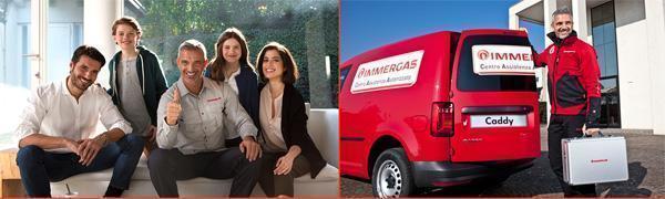 Cambiare la caldai: garanzia e assistenza alle caldaie by IMMERGAS