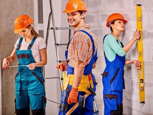 Opere edili in edilizia libera