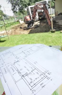 Opere edili ristrutturazione