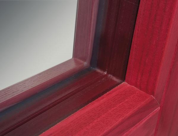 Infissi in legno, importanza dell'isolamento termico di Navello, Omero