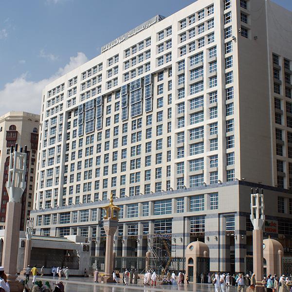 Siporex , Costruzione Hotel